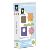 Cricut Shape Cartridge Elegant Edges Item 2001007